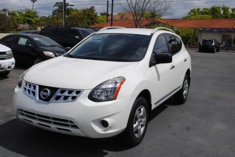 2014 Nissan Rogue Select for sale at MIKE AHWAZI in Santa Ana CA
