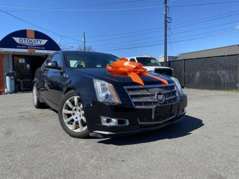 2009 Cadillac CTS for sale at OTOCITY in Totowa NJ