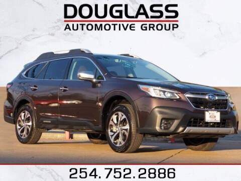 2020 Subaru Outback for sale at Douglass Automotive Group in Central Texas TX