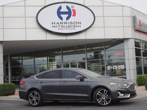2019 Ford Fusion for sale at Harrison Imports in Sandy UT