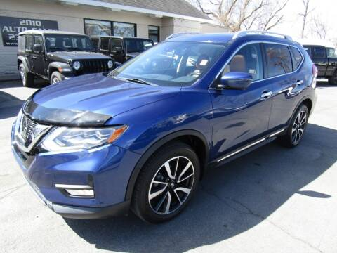 2017 Nissan Rogue for sale at 2010 Auto Sales in Troy NY