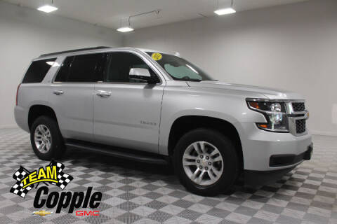 2017 Chevrolet Tahoe for sale at Copple Chevrolet GMC Inc in Louisville NE