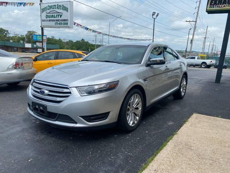 2016 Ford Taurus for sale at Robbie's Auto Sales and Complete Auto Repair in Rolla MO