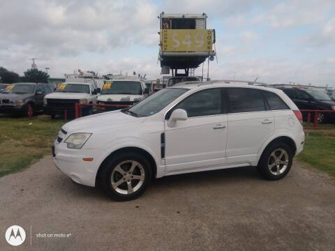 2012 Chevrolet Captiva Sport for sale at USA Auto Sales in Dallas TX