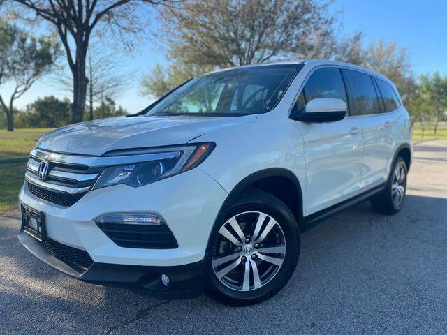 2018 Honda Pilot for sale at Prestige Motor Cars in Houston TX