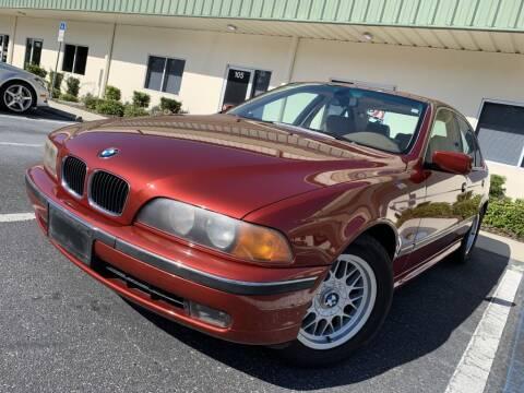 2000 BMW 5 Series for sale at Fisher Motor Group LLC in Bradenton FL