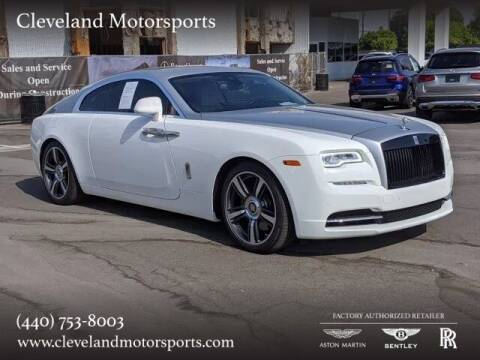 2018 Rolls-Royce Wraith for sale at Drive Options in North Olmsted OH