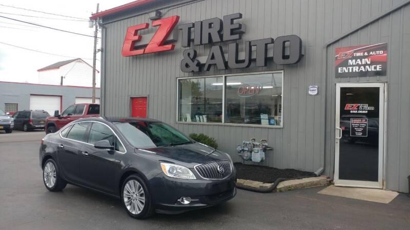 2014 Buick Verano for sale at EZ Tire & Auto in North Tonawanda NY