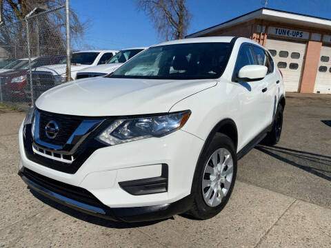 2017 Nissan Rogue for sale at Seaview Motors and Repair LLC in Bridgeport CT