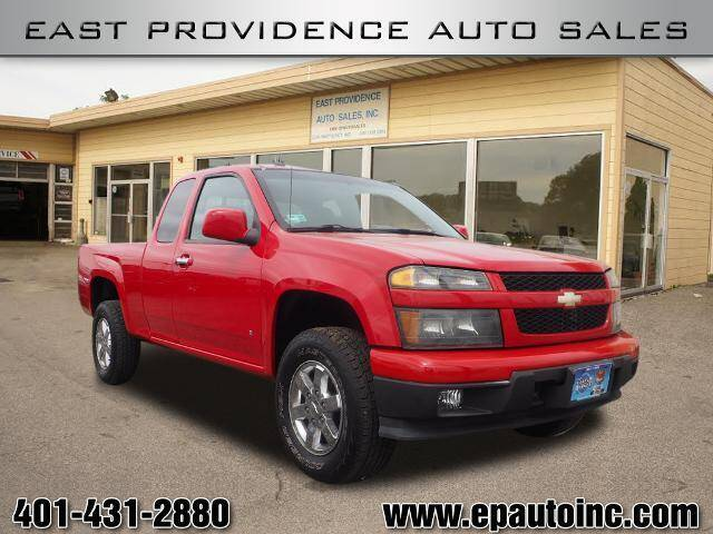 2009 Chevrolet Colorado for sale at East Providence Auto Sales in East Providence RI
