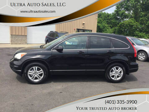 2010 Honda CR-V for sale at Ultra Auto Sales, LLC in Cumberland RI