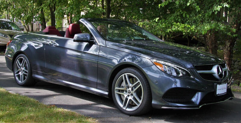 2014 Mercedes-Benz E-Class for sale at INTERNATIONAL AUTOSPORT INC in Pompton Lakes NJ