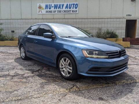 2017 Volkswagen Jetta for sale at Nu-Way Auto Ocean Springs in Ocean Springs MS