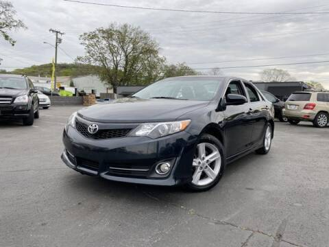 2012 Toyota Camry for sale at Auto Credit Group in Nashville TN
