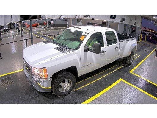 2008 Chevrolet Silverado 3500HD for sale at CENTURY TRUCKS & VANS in Grand Prairie TX