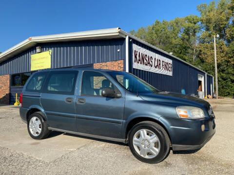 2007 Chevrolet Uplander for sale at Kansas Car Finder in Valley Falls KS