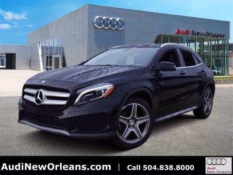 2015 Mercedes-Benz GLA for sale at Metairie Preowned Superstore in Metairie LA