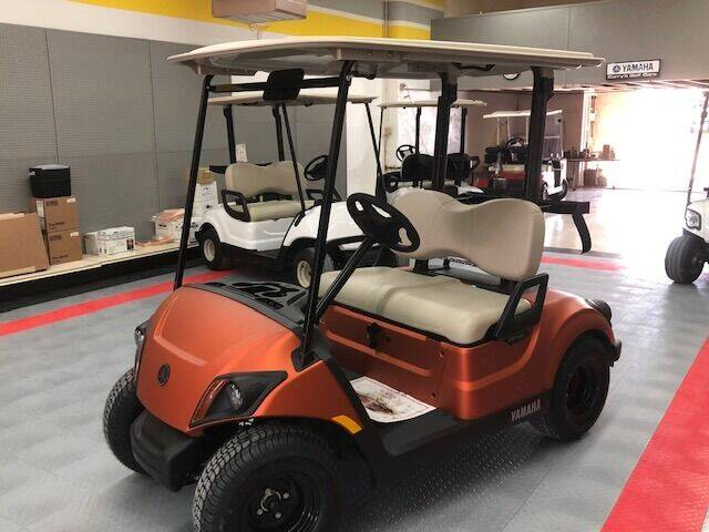 2021 Yamaha PTV Gas Golf Car for sale at Curry's Body Shop in Osborne KS