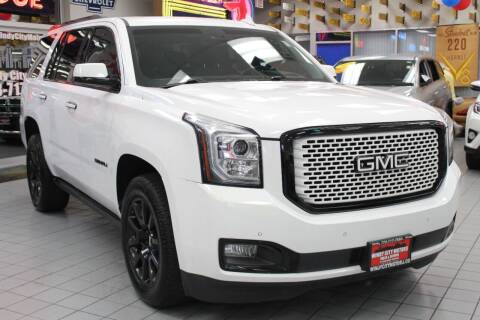 2015 GMC Yukon for sale at Windy City Motors in Chicago IL
