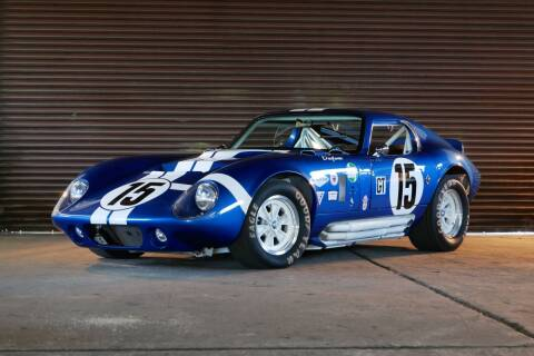 1965 Factory 5 Type-65 Daytona for sale at Sierra Classics & Imports in Reno NV