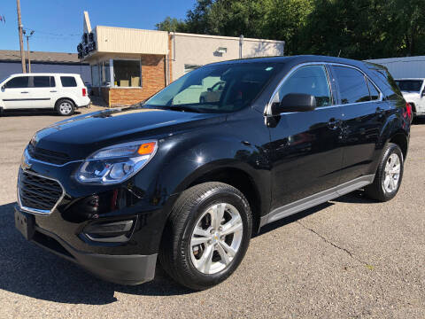 2017 Chevrolet Equinox for sale at SKY AUTO SALES in Detroit MI