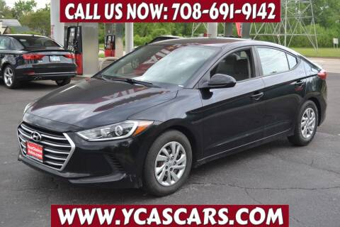 2017 Hyundai Elantra for sale at Your Choice Autos - Crestwood in Crestwood IL