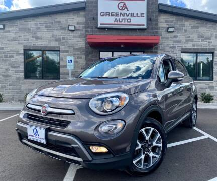 2016 FIAT 500X for sale at GREENVILLE AUTO & RV in Greenville WI