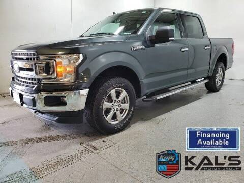 2018 Ford F-150 for sale at Kal's Kars - TRUCKS in Wadena MN