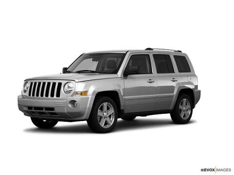 2010 Jeep Patriot for sale at CHAPARRAL USED CARS in Piney Flats TN