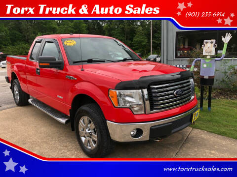 2012 Ford F-150 for sale at Torx Truck & Auto Sales in Eads TN
