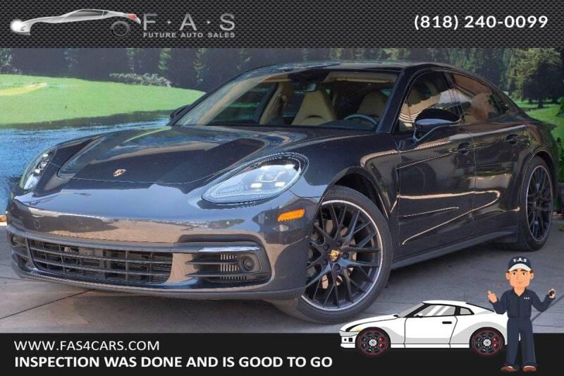 2017 Porsche Panamera for sale at Best Car Buy in Glendale CA