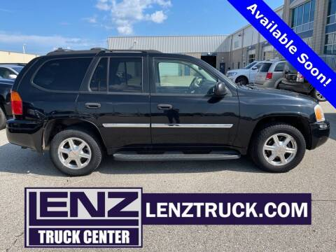 2008 GMC Envoy for sale at LENZ TRUCK CENTER in Fond Du Lac WI