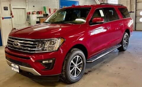2021 Ford Expedition MAX for sale at Reinecke Motor Co in Schuyler NE