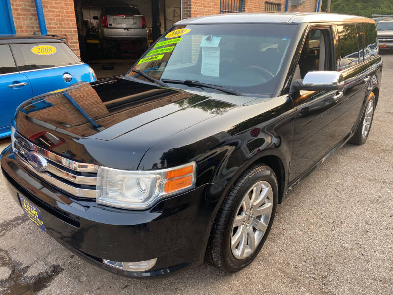 2009 Ford Flex for sale at 5 Stars Auto Service and Sales in Chicago IL
