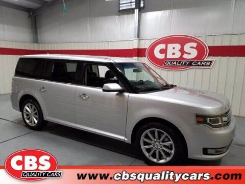 2019 Ford Flex for sale at CBS Quality Cars in Durham NC