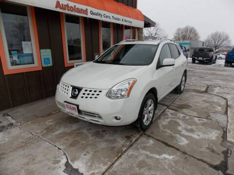 2009 Nissan Rogue for sale at Autoland in Cedar Rapids IA