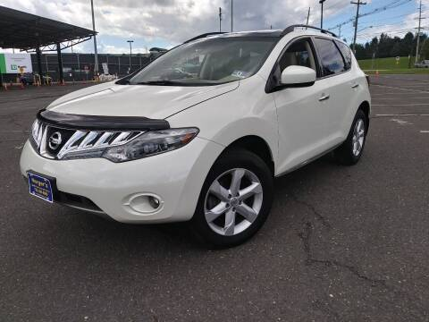 2010 Nissan Murano for sale at Nerger's Auto Express in Bound Brook NJ