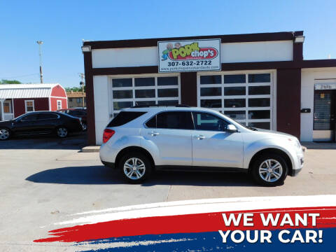 2011 Chevrolet Equinox for sale at Pork Chops Truck and Auto in Cheyenne WY