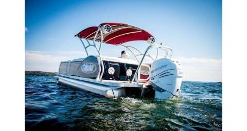 2022 Aloha 30 Paradise Arch Sport Tower for sale at LA Boat Dealer - New Inventory in Metairie LA