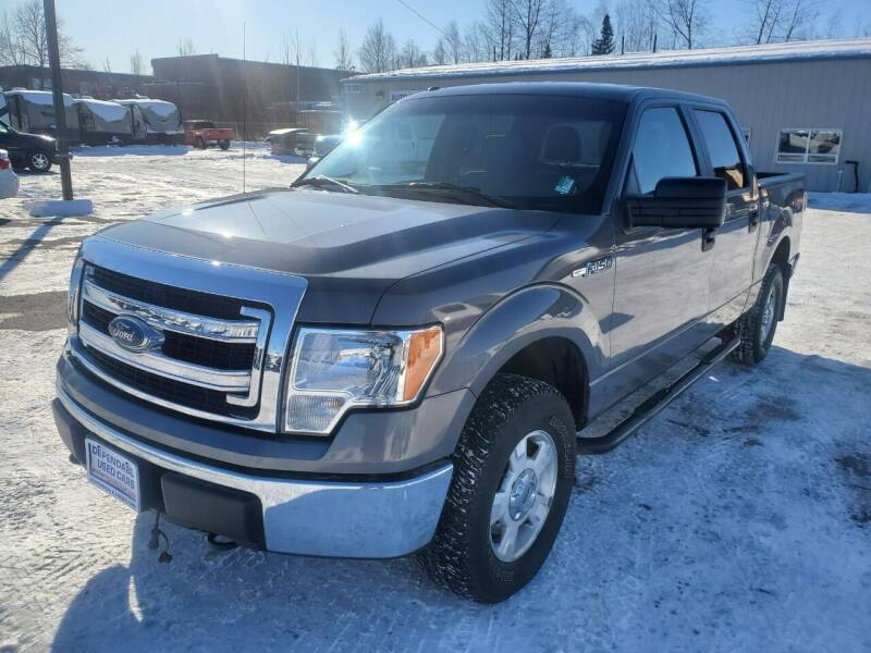 2013 Ford F-150 for sale at Dependable Used Cars in Anchorage AK