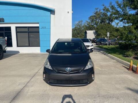 2014 Toyota Prius v for sale at ETS Autos Inc in Sanford FL