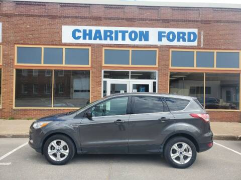 2015 Ford Escape for sale at Chariton Ford in Chariton IA