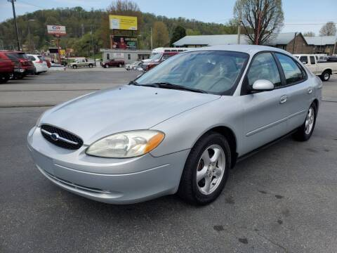 2002 Ford Taurus for sale at MCMANUS AUTO SALES in Knoxville TN