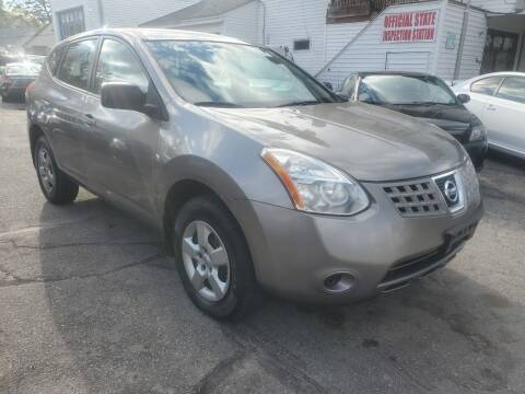 2008 Nissan Rogue for sale at JR's Auto Connection in Hudson NH