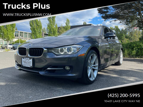 2014 BMW 3 Series for sale at Trucks Plus in Seattle WA