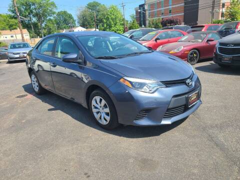 2014 Toyota Corolla for sale at Costas Auto Gallery in Rahway NJ