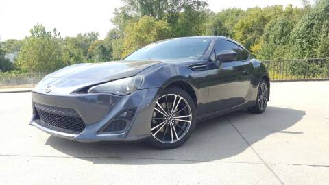 2013 Scion FR-S for sale at A & A IMPORTS OF TN in Madison TN