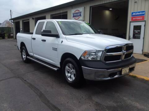 2015 RAM Ram Pickup 1500 for sale at TRI-STATE AUTO OUTLET CORP in Hokah MN
