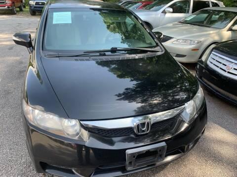 2009 Honda Civic for sale at Philip Motors Inc in Snellville GA
