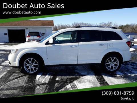 2011 Dodge Journey for sale at Doubet Auto Sales in Eureka IL